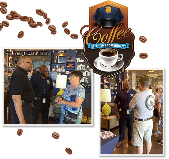 Coffee with the Community Event Photos